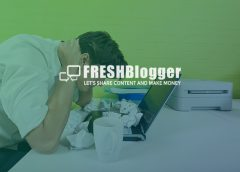 5 Common Blogging Mistakes of Beginners